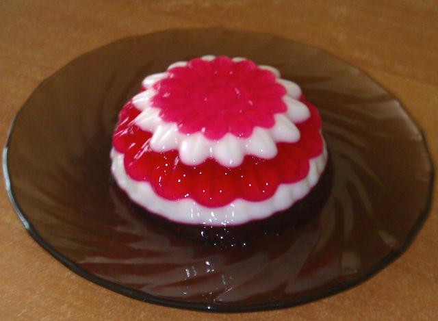 Как сделать желе на торт из варенья